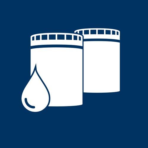 Speicherung von Trinkwasser