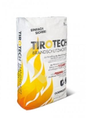 Tirotech Brandschutzmörtel