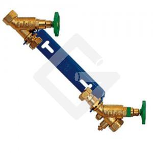 EWE-Wasserzähler-Anlage mit KSR-Ventil