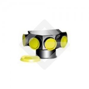 TuboFlex Sternverteiler - Kunststoff