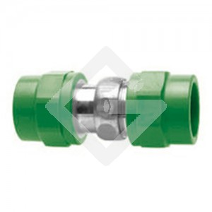 aquatec Messing-Verschraubung