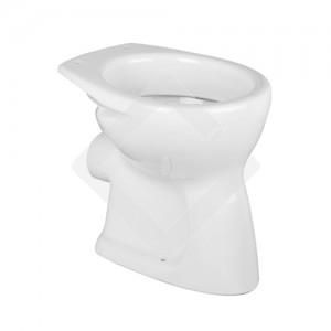 BASIC Stand-WC-Flachspüler, weiß
