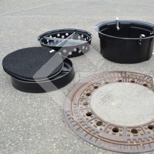 Coalsi Hybrid-Aktivkohlefilter