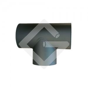 Rohr-T-Stück 2 mm zyl.