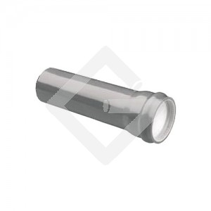 PVC-Druckrohr m.Muffe