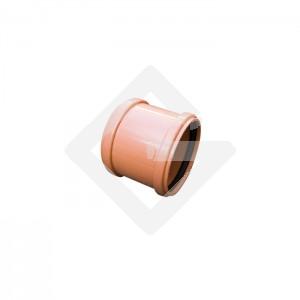 PVC-Hauskanal-Überschubmuffe