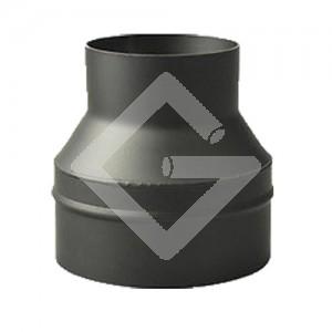 Rauchrohr Reduktion 2mm, aufgeweitet